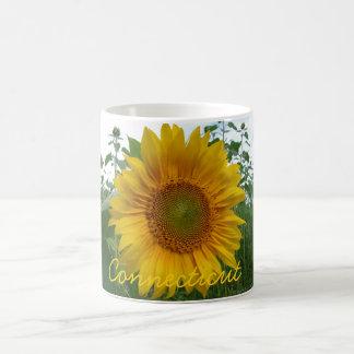 Connecticut Sunflower Mug