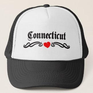 Connecticut Tattoo Trucker Hat