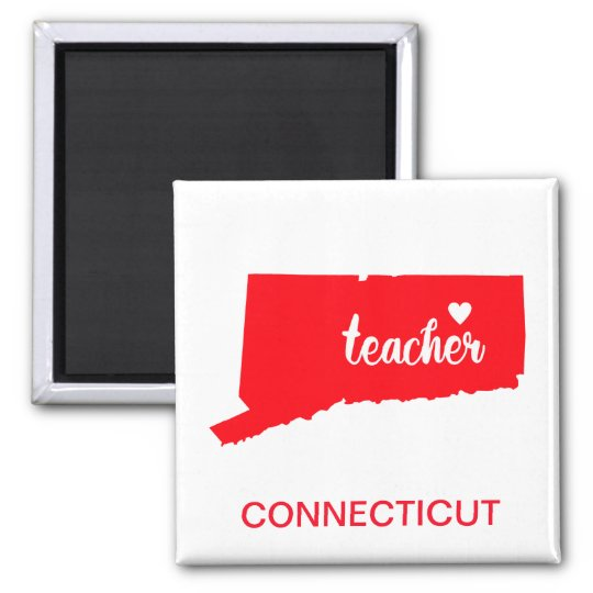 Connecticut Teacher Magnet