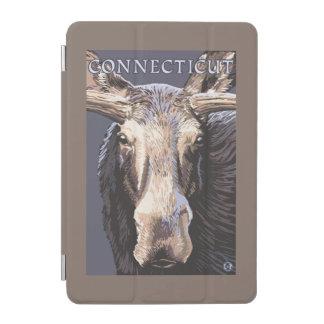 ConnecticutMoose Up Close iPad Mini Cover