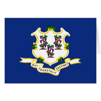 Connecticut's Flag Card