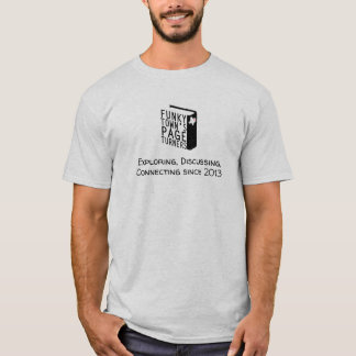Connecting through Reading Tee