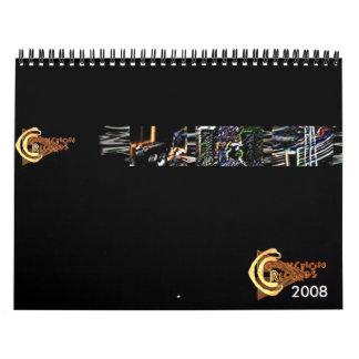 """Connection Records: """"Rebel Calendar 2008"""""""
