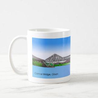 Connel Bridge Oban Argyll Scotland Coffee Mug
