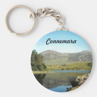 Connemara lake on a keyring