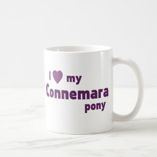 Connemara pony coffee mug