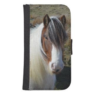 Connemara Pony Phone Wallet Cases