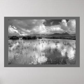 Connermera Landscape Print