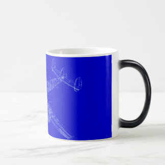 Connie Blueprint Mug