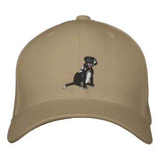 Connie Embroidered Hat