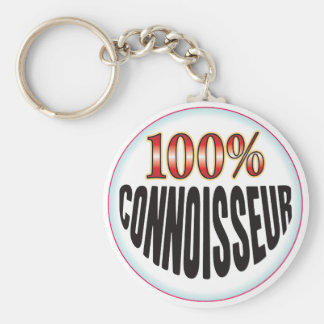 Connoisseur Tag Key Ring