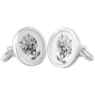 Connolly Coat of Arms Cuff Links
