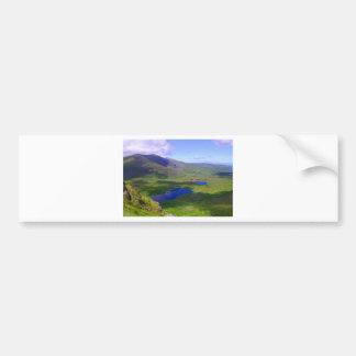 Connor Pass, Bumper Sticker