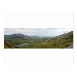 Connor Pass Panorama 2.jpg Postcard