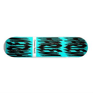 Connor Roach, logo deck Skate Deck
