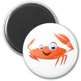 Connor The Crab Magnet