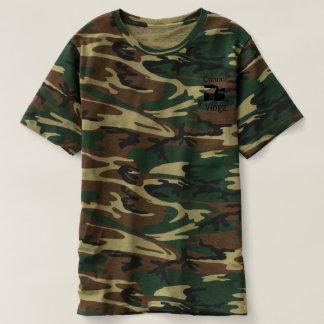 Connor Vlogz T-shirt camo