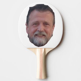 Connors dad Ping Pong paddle