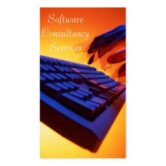 Conputer business card