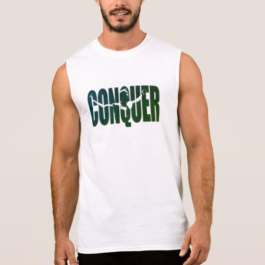 Conquer T-shirt Sleeveless Men's T-shirt