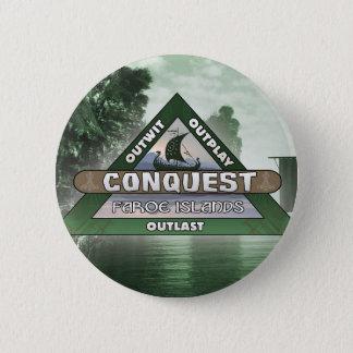 Conquest: Faroe Islands Logo Button