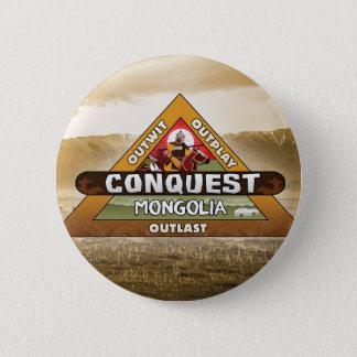Conquest: Mongolia Logo Button