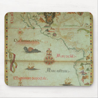 Conquest of Mexico and Peru Mouse Mat