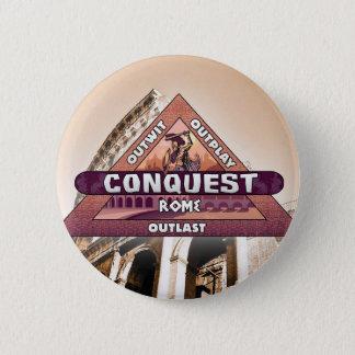 Conquest: Rome Logo Button