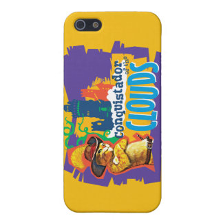 Conquistador of the Clouds Case For The iPhone 5