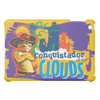 Conquistador of the Clouds iPad Mini Cases