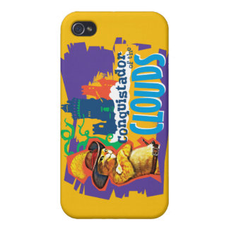 Conquistador of the Clouds iPhone 4 Case