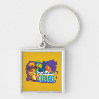 Conquistador of the Clouds Key Ring