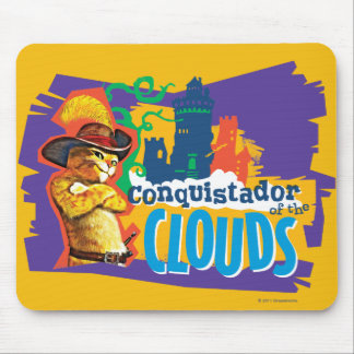 Conquistador of the Clouds Mouse Pad