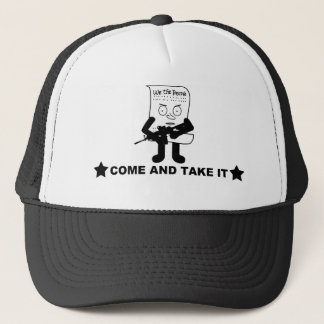 Conrad Come and Take it Trucker Hat