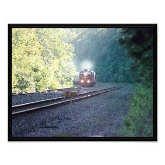 Conrail Office Car Train-OCS 8/22/97 Kodak Photograph