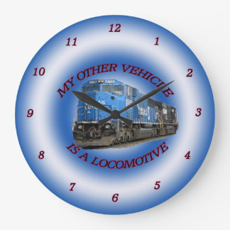 Conrail Other Vehicle Clock