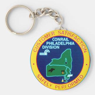Conrail Philadelphia Division Key Ring