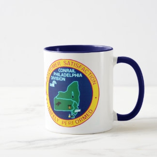 Conrail Philadelphia Division Mug