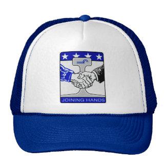 Conrail Railroad Joining Hands Cap