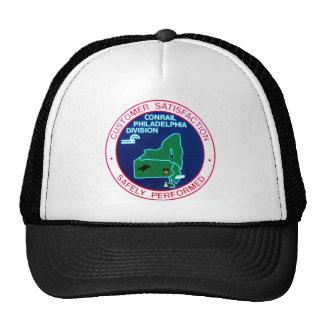 Conrail Railroad Philadelphia Division Cap