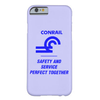 Conrail Safety and Service Logo Barely There iPhone 6 Case