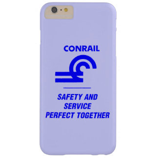 Conrail Safety and Service Logo Barely There iPhone 6 Plus Case