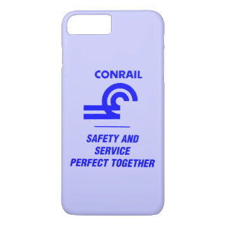 Conrail Safety and Service Logo iPhone 7 Plus Case