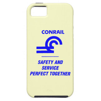 Conrail Safety and Service Perfect Together iPhone 5 Cover