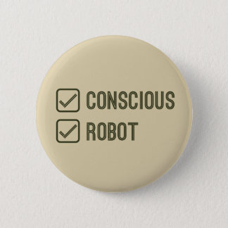 Conscious & Robot Tickbox - Badge