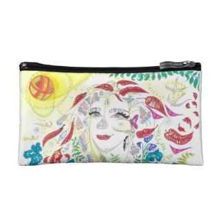 Consciousness expansion makeup bags