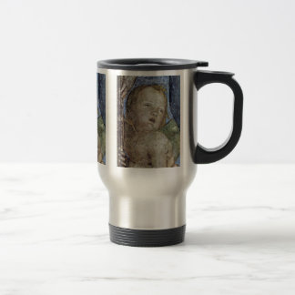 Consecration Of Putti Plate  By Mantegna Andrea Coffee Mugs
