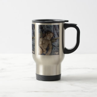 Consecration Of Putti Plate  By Mantegna Andrea Mug
