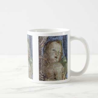 Consecration Of Putti Plate  By Mantegna Andrea Mugs