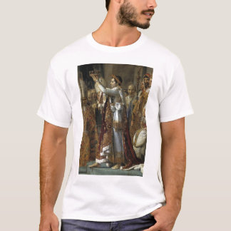 Consecration of the Emperor Napoleon I T-Shirt